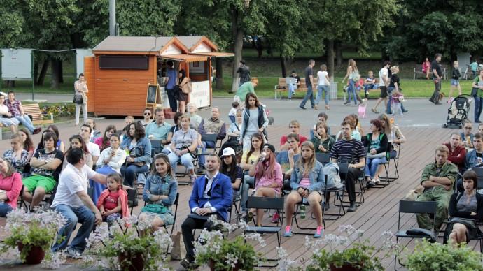В парке «Красная Пресня» пройдут дни заботы о сердце