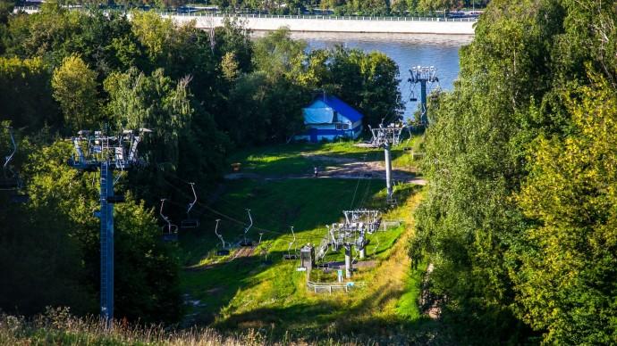 10 новых канатных дорог построят в Москве