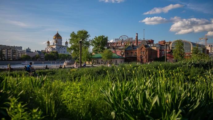 Онлайн-программа парков Москвы