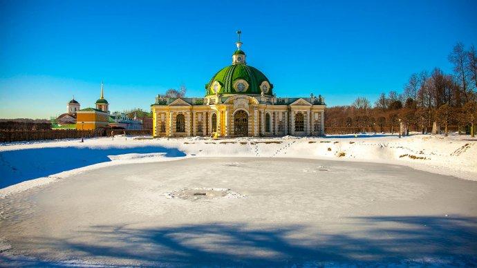 У парка «Кусково» отнимут 12 гектаров под строительство дорог