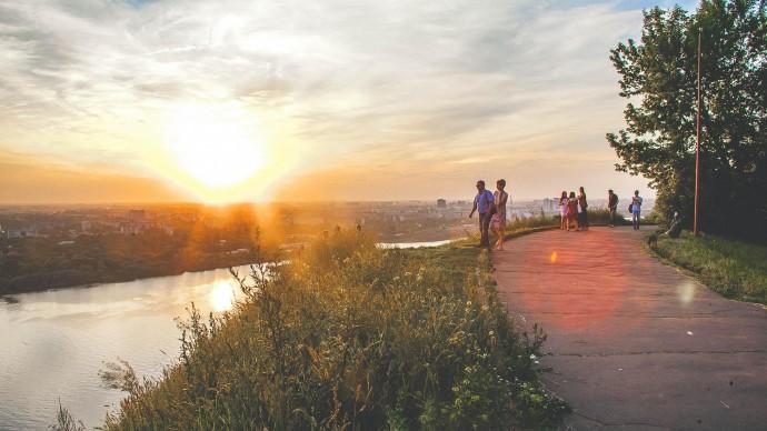 Парк «Швейцария» в Нижнем Новгороде полностью благоустроят к концу 2021 года