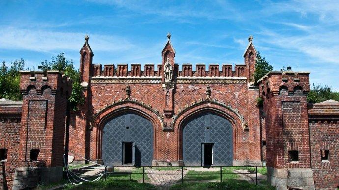 В Калининграде открылась выставка архитектора Августа Штюлера