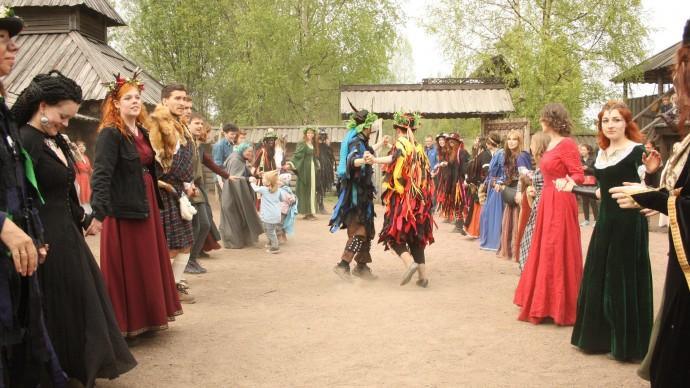 В Сваргасе пройдет средневековый праздник