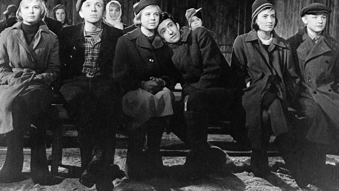 В «Иллюзионе» проходит масштабная ретроспектива фильмов Михаила Калика