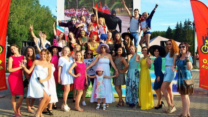 В парке Маяковского проведут фестиваль танцующей молодежи