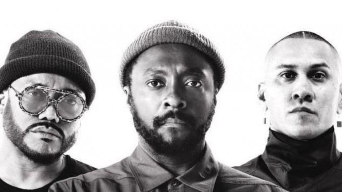 В Москву приедет группа Black Eyed Peas