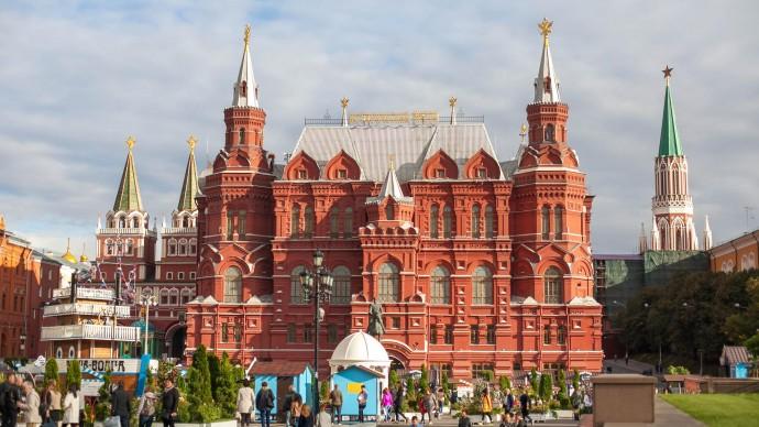 Красная площадь закрыта для посещения с 6 по 9 мая