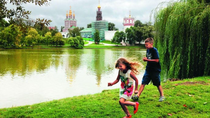 По Москве проведут бесплатные беговые экскурсии