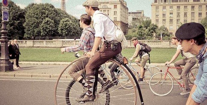 В Москве пройдет ретро-велопробег