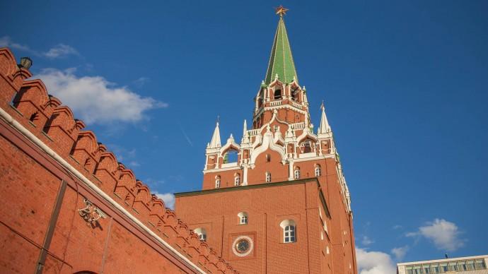 Проход в Московский Кремль сделают через Боровицкую башню