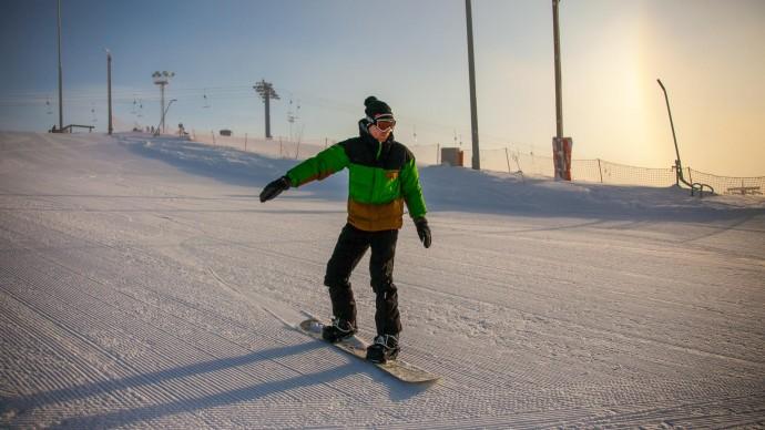 Курорт «Роза Хутор» откроет зимний спортивный фестиваль