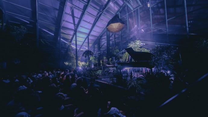 Концерт для арфы, виолончели и кларнета пройдет в «Аптекарском огороде»