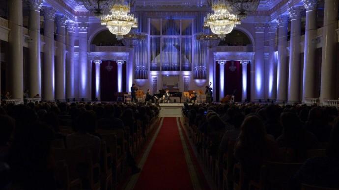 Ночью в Филармонии Шостаковича пройдет 12 концертов и квест