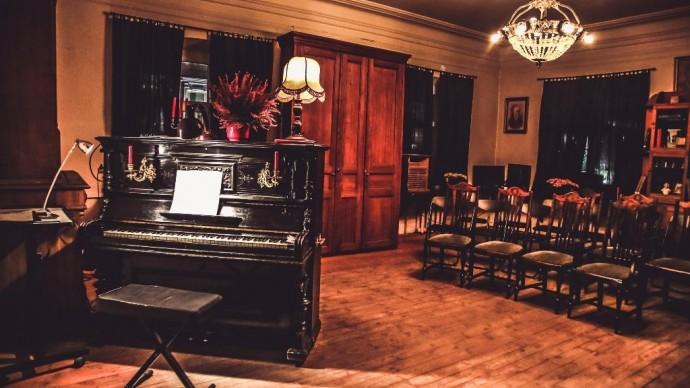 В «Аптекарском огороде» прозвучит альт и фортепиано