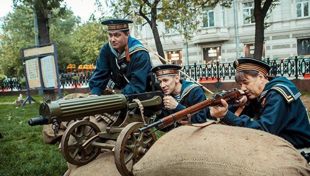 В Москве проведут фестиваль исторических реконструкций