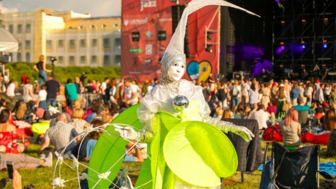 Фестиваль «Усадьба Jazz»-2021