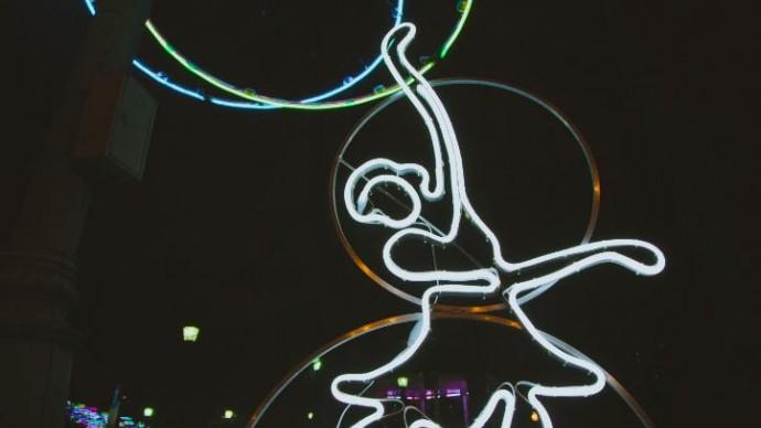 Ночь искусств в парках Москвы