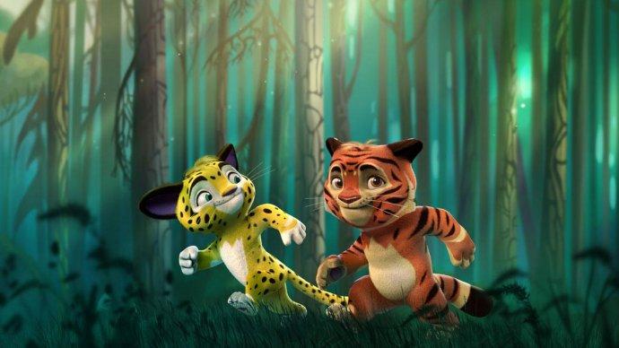 «Городская ферма» ВДНХ приглашает на мультфильм «Лео и Тиг»
