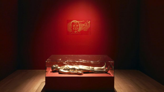 На Новой Голландии откроется выставка Арсения Жиляева «Циолковский. Вторые пришествия»