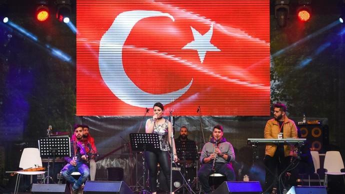 В «Красной Пресне» проведут Фестиваль Турции