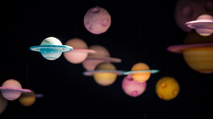 Детские программы в Нижегородском планетарии