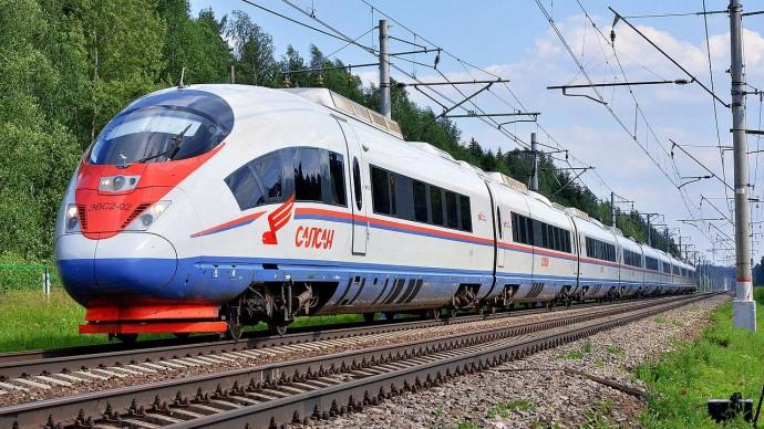 График движения поездов «Сапсан» изменится в декабре