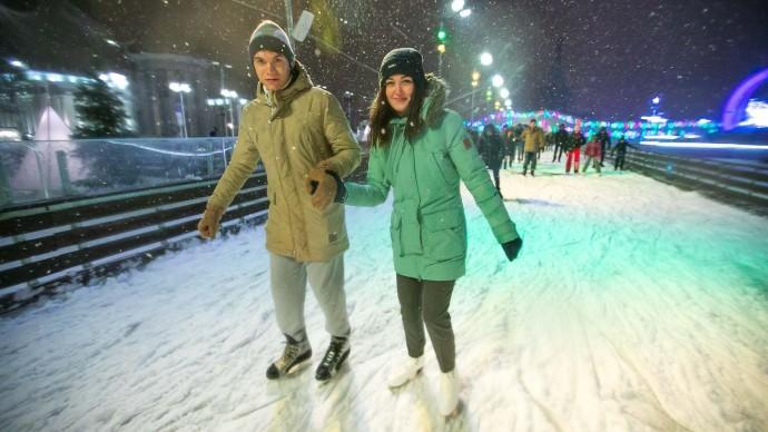 Новый сезон катания на коньках откроется в эти выходные