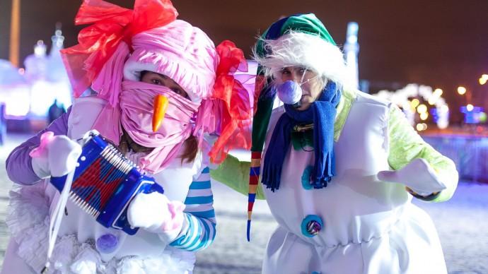 Москвичей приглашают на парад Дедов Морозов