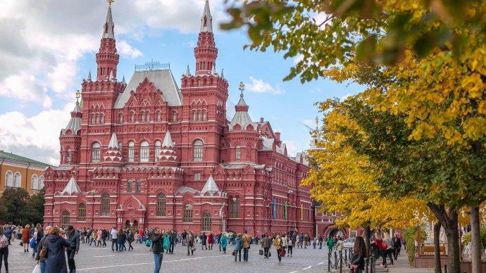 В акции «Ночь в музее» примут участие Исторический музей и храм Василия Блаженного