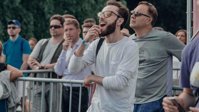В Парке Горького в один день выступят My Chemical Romance и Sum41