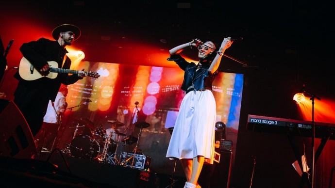 Группа Pizza даст бесплатный концерт в Москве