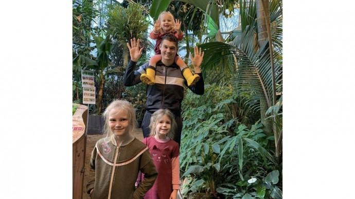 В Ботаническом саду МГУ продолжается осенний Фестиваль кукольных театров