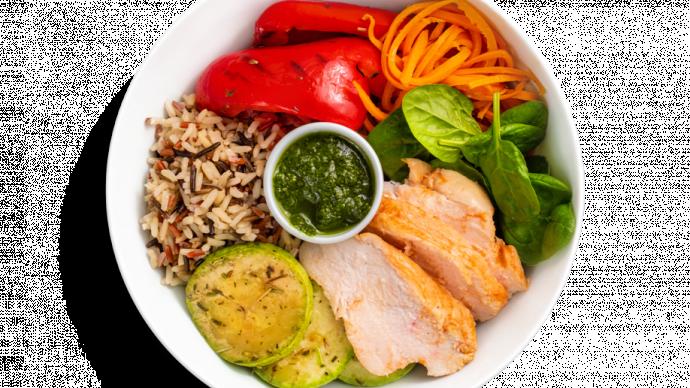 «Кухня на районе» и «Город-сад» запустили совместное фитнес-меню