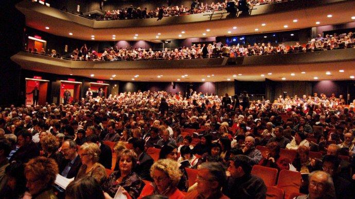 Федеральные театры стремительно набирают популярность