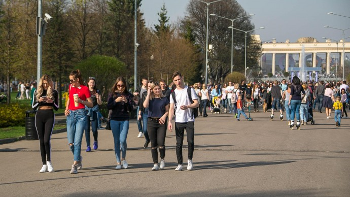 РБК: ограничения на массовые мероприятия в Москве могут снять к маю