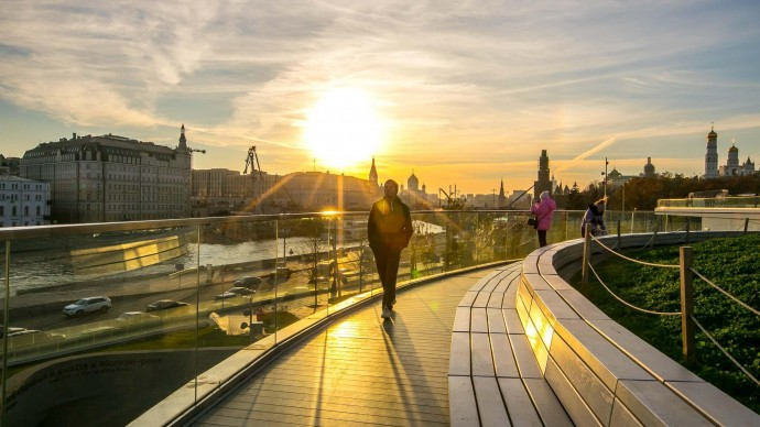 На Яндекс-музыке запустился моноподкаст «Прогулка по Москве»