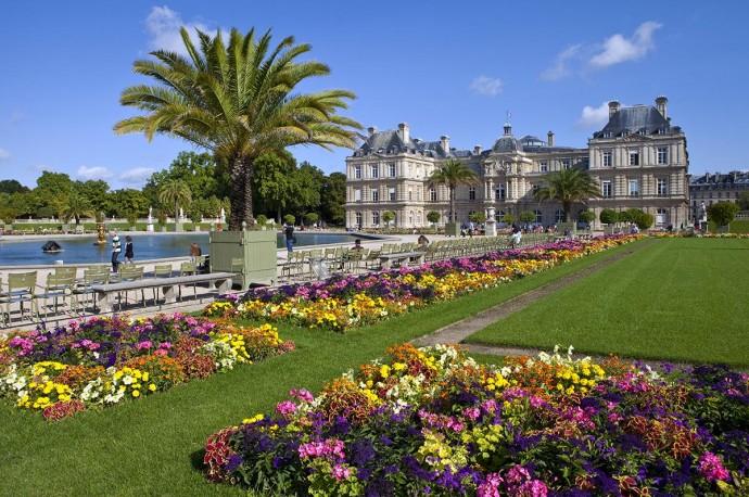 Лучшие парки мира: Люксембургский сад, Париж