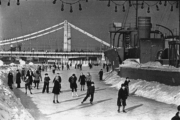 История в фото: Где катались москвичи 100 лет назад