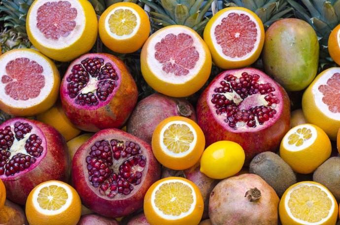 Как правильно резать фрукты: видеолайфхаки ParkSeason