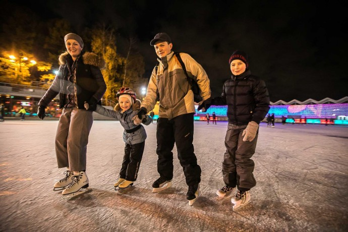 Где кататься на коньках в Алматы: гид ParkSeason