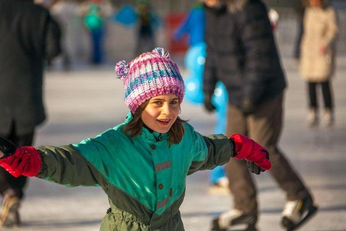 Все на лед: как в Москве отметили День зимних видов спорта