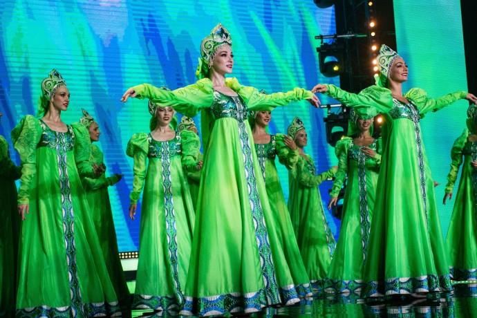 Юбилейный фестиваль «Русское поле» состоялся в Москве