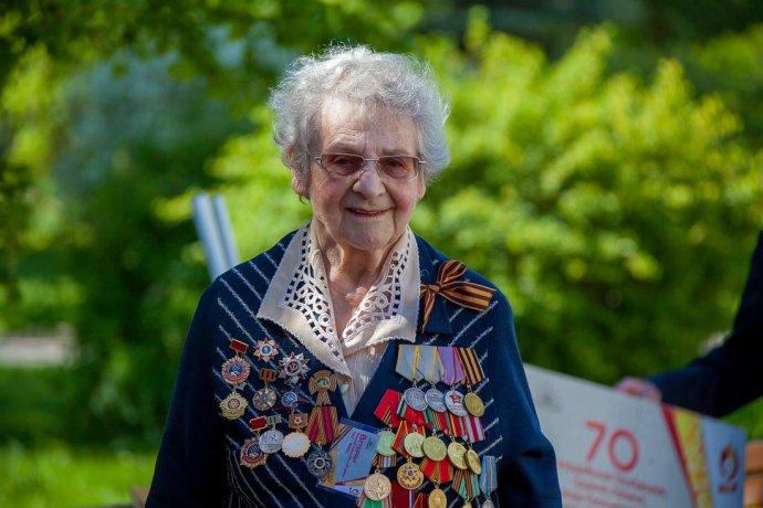 Фото: День Победы в парке «Сокольники»