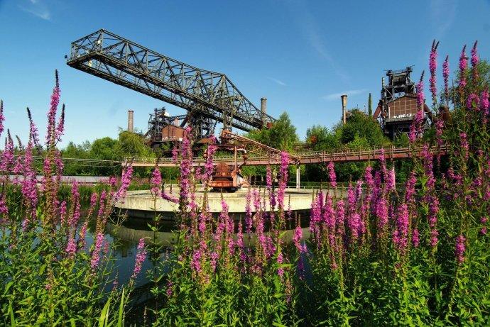 Лучшие парки мира: Дуйсбург-Норд в Вестфалии