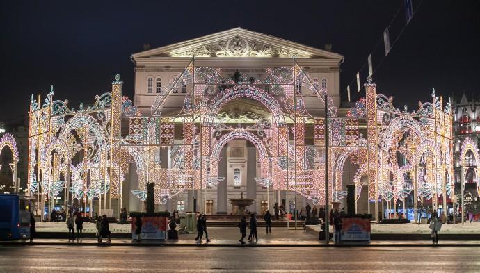 Выходные в Москве: афиша 14-15 декабря