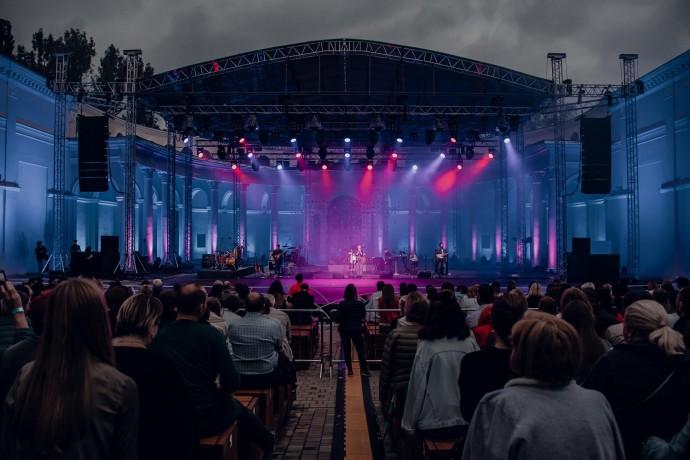 Зеленый театр ВДНХ: планы на лето