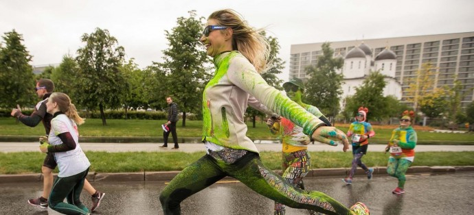 7 марафонов в Москве: обзор ParkSeason