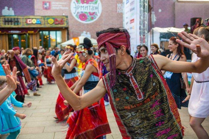 Фестиваль Индонезии в «Эрмитаже». Как это было?