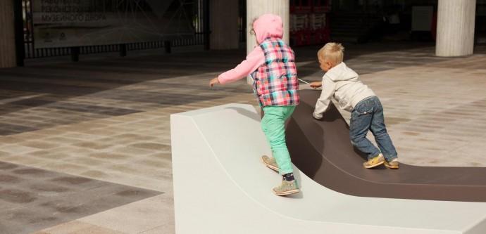 «В парк с детьми»: обзор парка «Музеон»