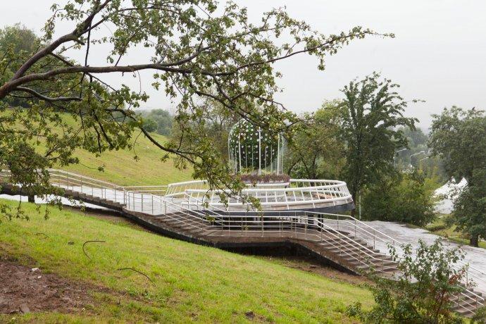 Фото: Как выглядит Братеевский каскадный парк после благоустройства